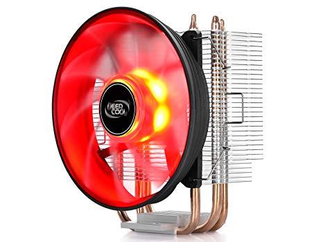 GAMMAXX 300R Deep Cool CPU Cooler - Neon Technology